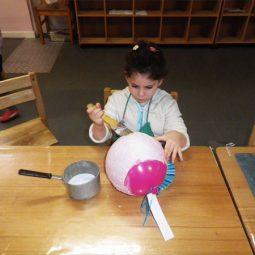 Craft - Making lantern