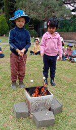 Making fire Zayn and Aa 2020