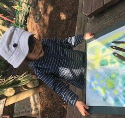 Ellie water painting 2021 winter