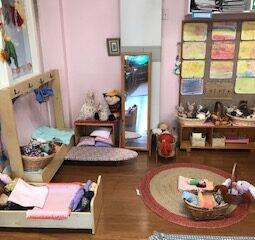 Doll play area 2021