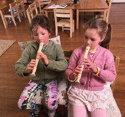 Recorder Play Lily and Annabelle oct 2021