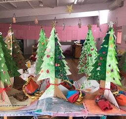 Christmas Tree Craft 2020 Dec