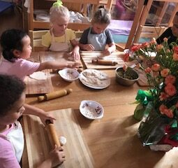 Cooking with Viji 4 children
