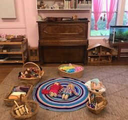 Playspace on Mat